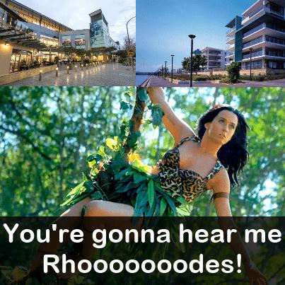 you're gonna hear me Rhodes